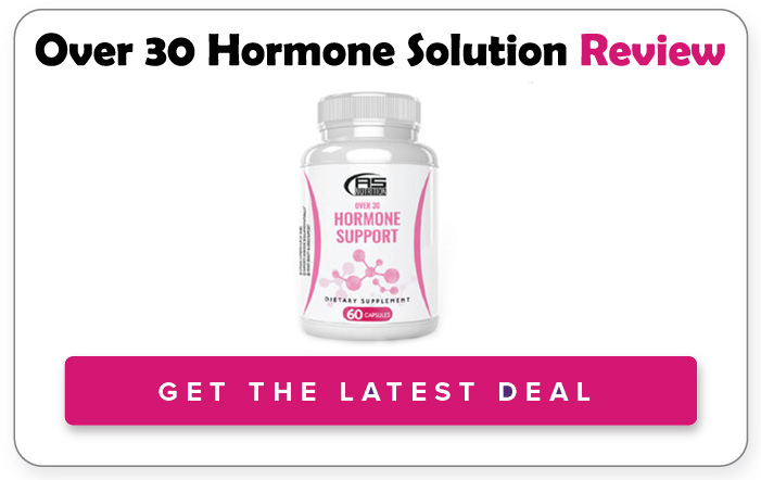Over 30 Hormone Solution