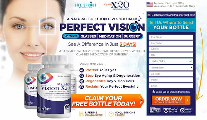 Vision rx20 review 2021