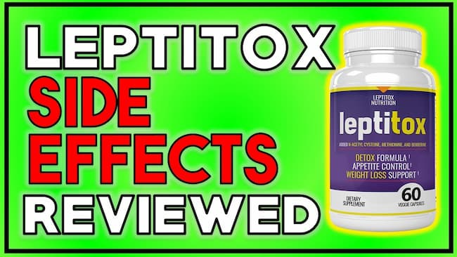 leptitox side effects