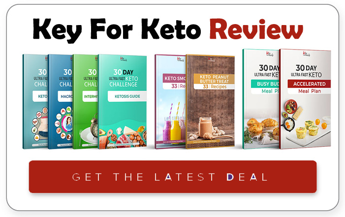 Key For Keto Review