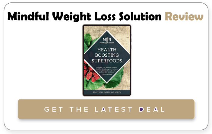Mindful Weight Loss Solution Review